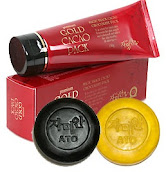 No.1 Best Seller : Gold Mask Set