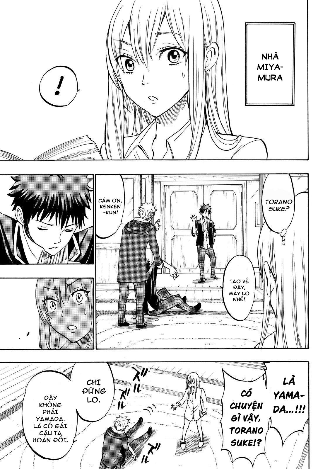 Yamada-kun to 7-nin no majo chap 178 Trang 12 - Mangak.info