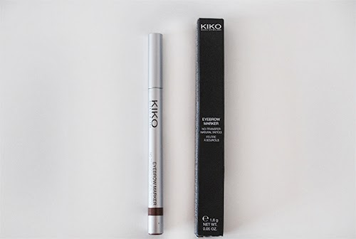kiko, make up, eyebrows, maker, natural, tattoo, review