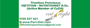 PeriDiet-Eatrightcy - Paphos