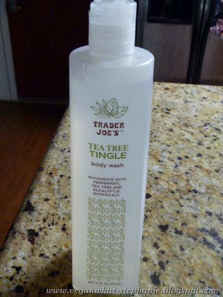 vegan what trader joe 39 s tea tree tingle body wash. Black Bedroom Furniture Sets. Home Design Ideas