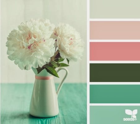 Layout color combo