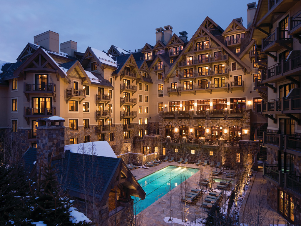 Vail Most Expensive Winter Resort United States La