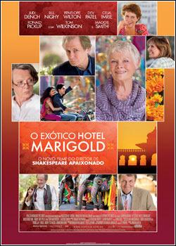 O Exótico Hotel Marigold Dublado 2012