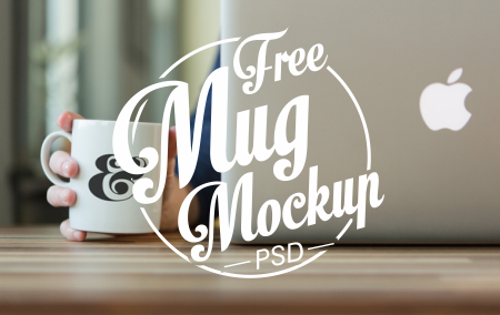 Download 20 Coffee Mug Mockup PSD Gratis