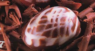 Receta Huevos de Chocolates Deliciosos