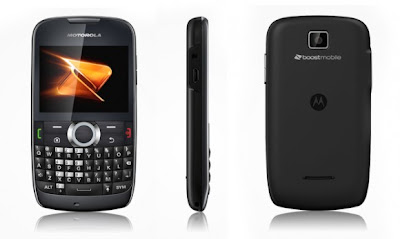 new Motorola Theory Mobile Phone Review and Specification 2011
