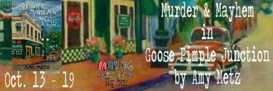 Murder & Mayhem Blog Tour