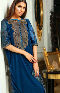 Sobia Nazir Silk Collection 2016-2017 For Women
