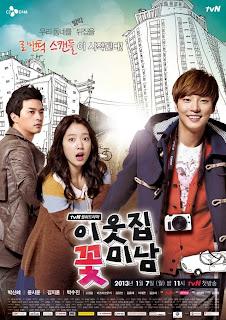 Xem Phim Mỹ Nam Nhà Kế Bên - My Flower Boy Neighbor
