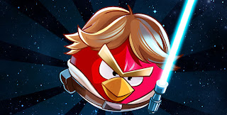 Angry Bird Star Wars Facebook game