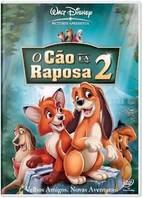 Capa - O Cão e a Raposa 2