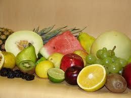 frutas nutritivas