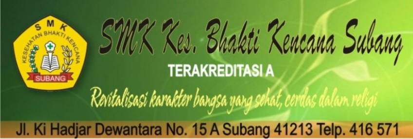 SMK Kes. Bhakti Kencana Subang