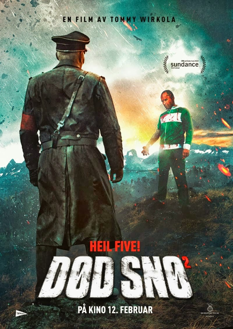 xem phim Binh Đoàn Thây Ma 2 - Doed snoe | Dead snow 2 full hd vietsub online poster