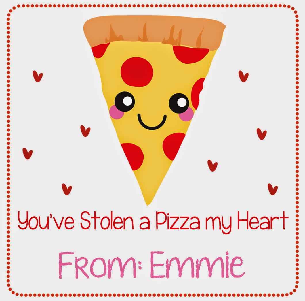 Valentines For Kids   Youu0027ve Stolen A Pizza My Heart