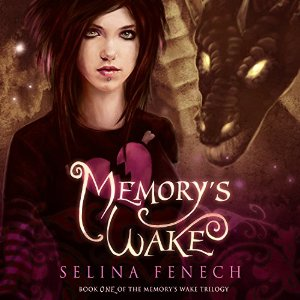 Memory's Wake audiobook cover