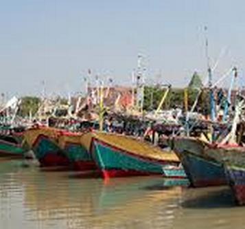Kapal-kapal nelayan asing ditangkap