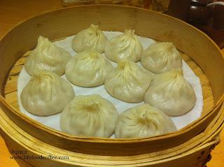 xiao Long bao from paradise dynasty