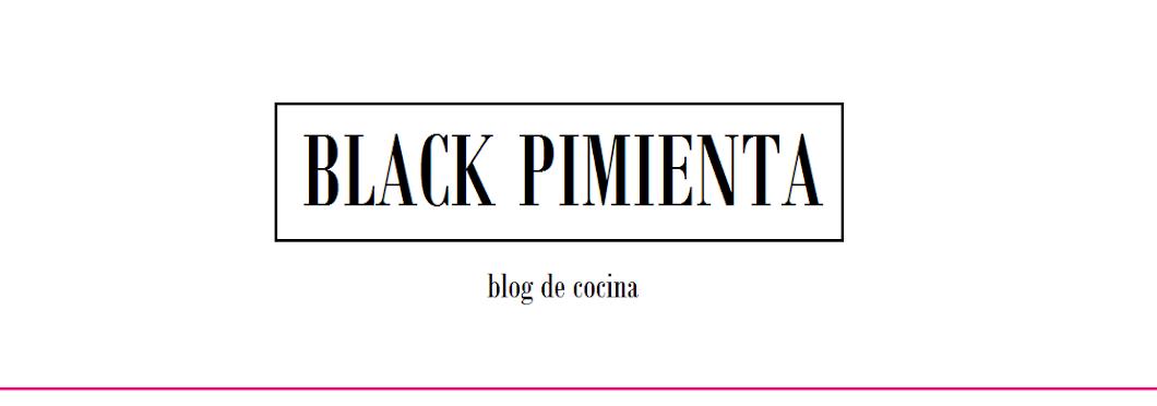 Black Pimienta