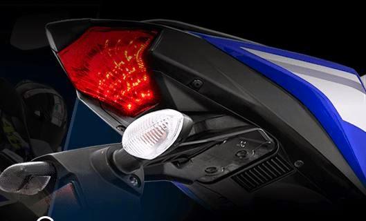 Sport lampu belakang Yamaha R25