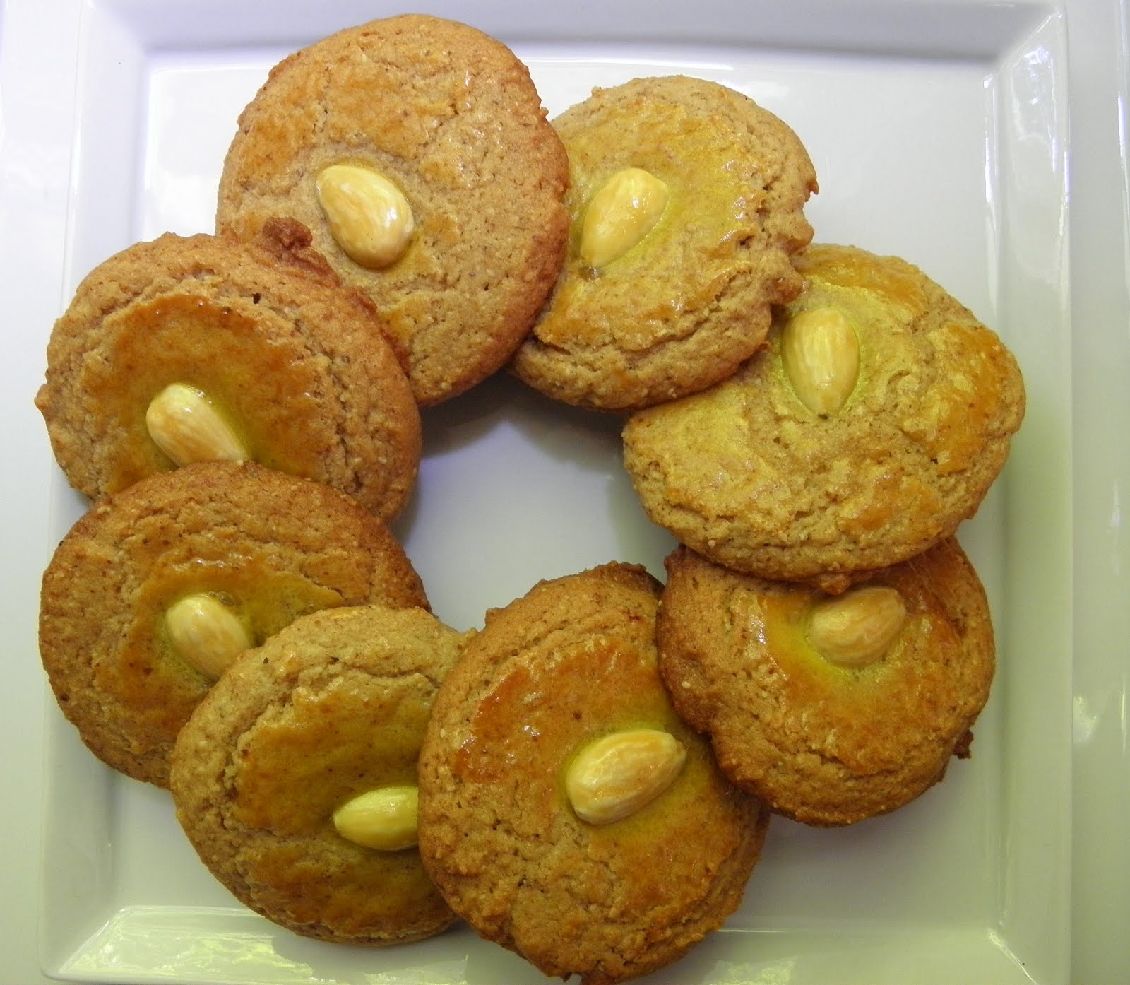 Good Things by David: Chinese Almond Cookies