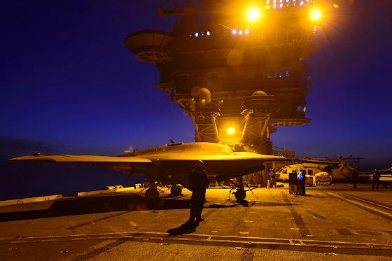 X-47B UCLASS
