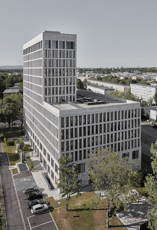 K9 Architekten DIPF Frankfurt