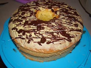 chiffon cake …2
