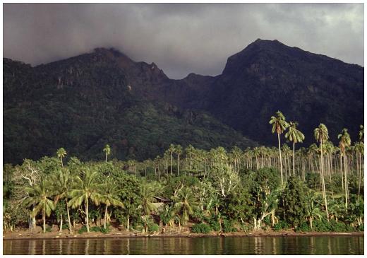 Pulau Makian - Wisata Halmahera Selatan