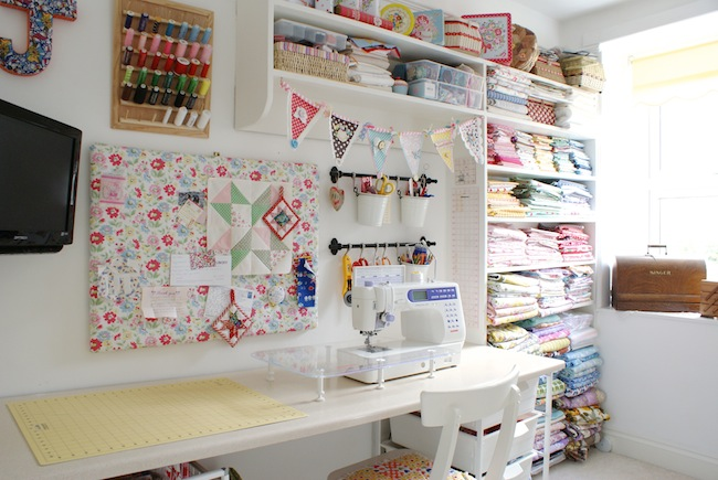 Sewing Room Design Ideas image of sewing room storage ideas home interior design Messyjesse A Quilt Blog By Jessie Fincham Craftsewing Room Update