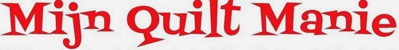 Mijn quilt manie