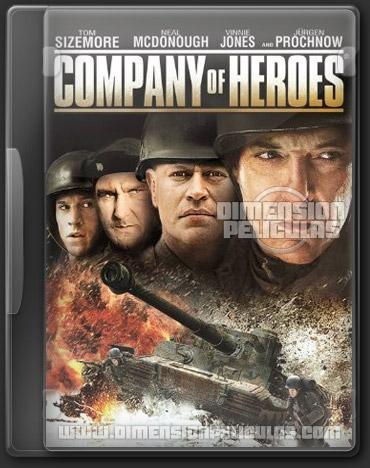Company of Heroes (DVDRip Ingles Subtitulada) (2013)