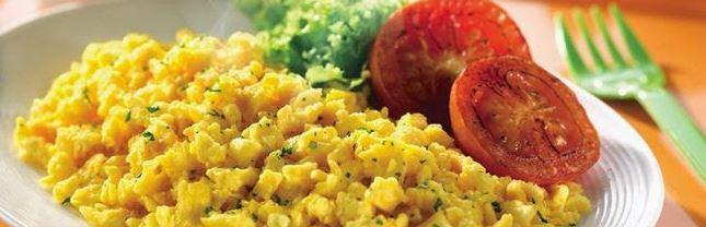 Resep Cara Membuat Telur Orak-Arik Menu Sarapan Menyehatkan