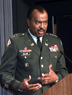 Army Lt. Gen. Joe N. Ballard