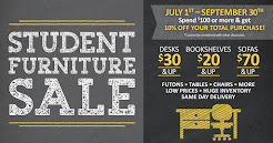 Student Sale! 10% OFF With Purchase of $100+!