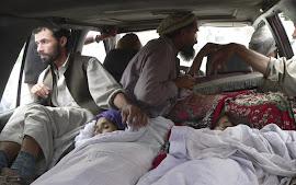 Mais um massacre da OTAN no Afeganistão
