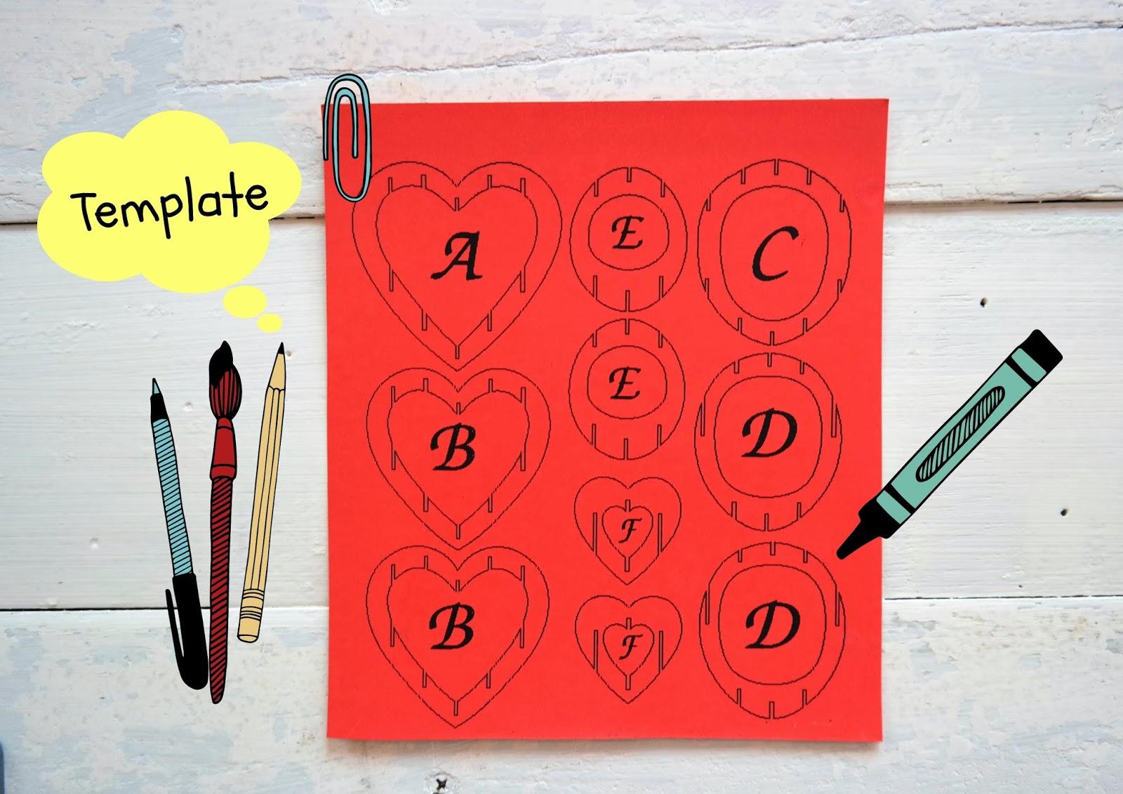 DIY tutorial Valentines 3D Love Pop Up Card  Shin Hailey