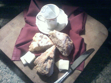 Old Fashion Scones