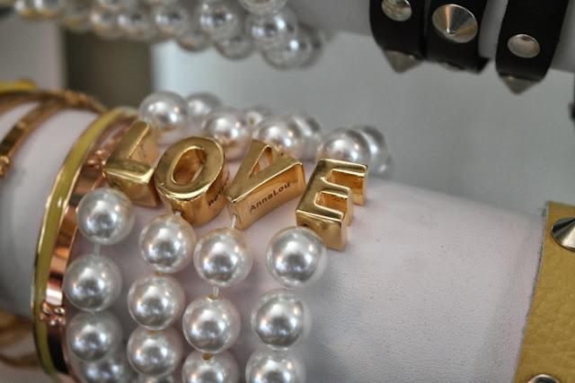 Anna lou of london bracelet