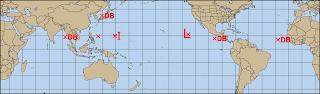 Starke tropische Aktivität - ohne Tropischen Sturm, Narda, aktuell, Nari, Santi, Phailin, Wipha, Lorenzo, Octave, Atlantische Hurrikansaison 2013, Taifunsaison 2013, Pazifische Hurrikansaison, Oktober, 2013,