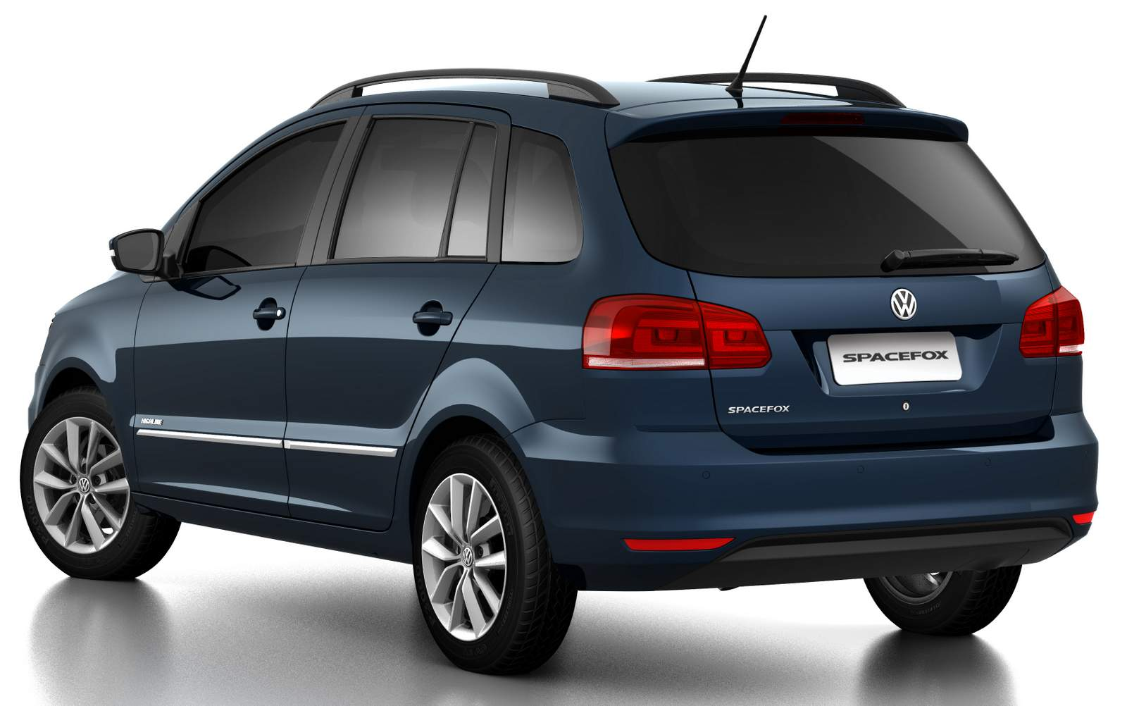 Volkswagen SpaceFox 2016 ganha nova central multimídia ...