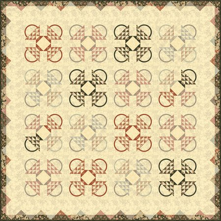 Free Quilt Patterns Moda Fabrics : Quilt Inspiration: Free pattern day: Basket Quilts