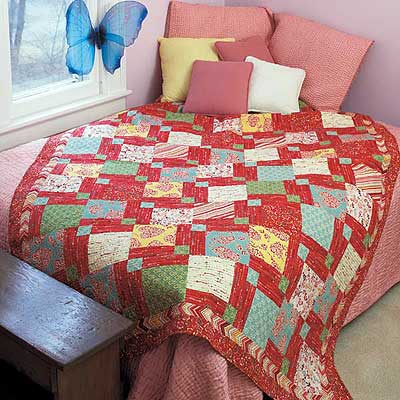 Free quilting patterns and blocks.