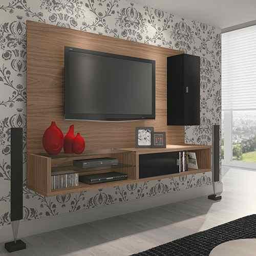 Ideias Pra Sala De Tv ~ LAR COLORIDO Ideias práticas para sala de tv