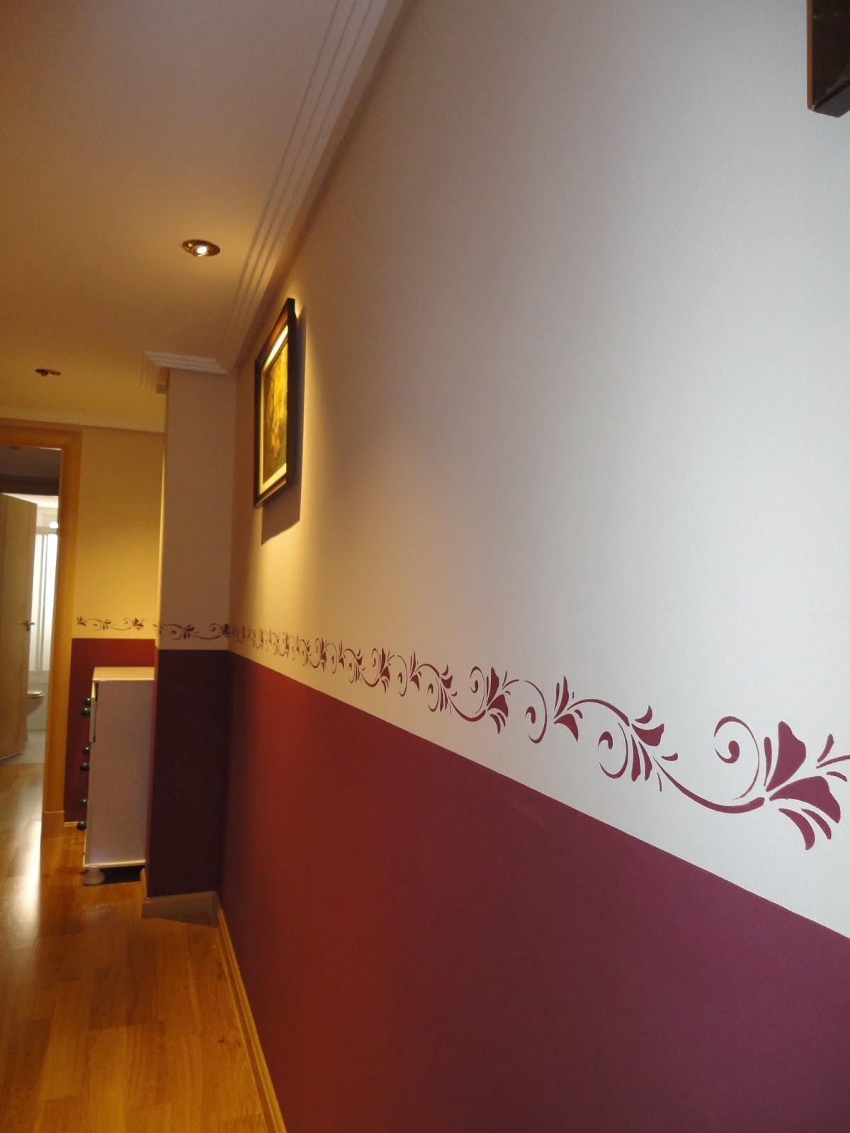 Cenefas pintor david martinez - Cenefas para pasillos ...