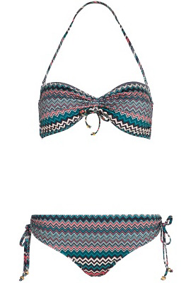bikini bandeau 2013