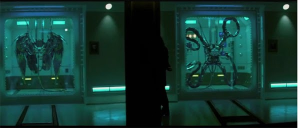 The Amazing Spider-Man 2: Rise of Electro - Wings of Vulture and arms of Octopus