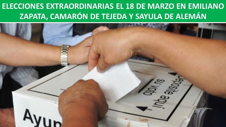 elecciones exta