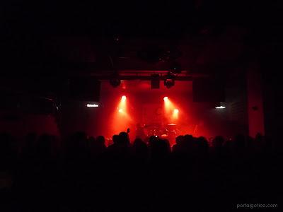 Jacquy Bitch - concerto em Madrid a 5 de Maio 2012.